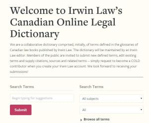law definitions